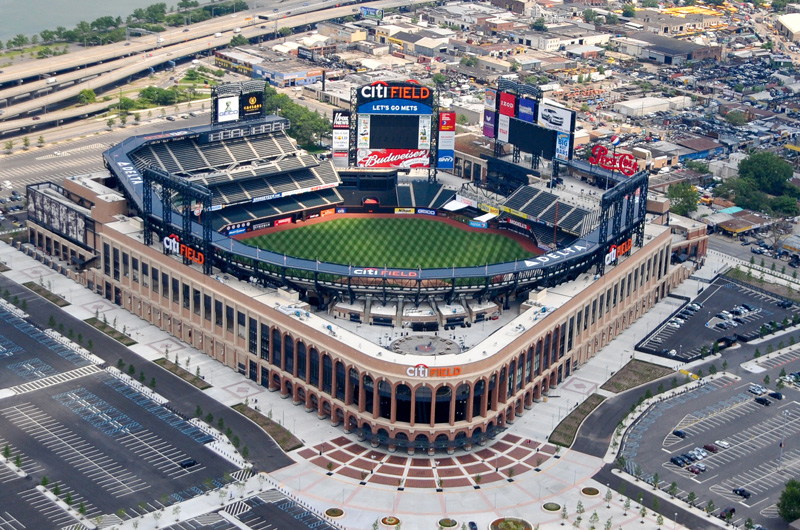 Citi Field Pervious Playing Field Subbase Project